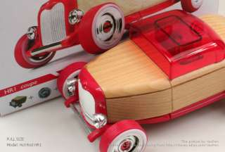 Automoblox Car Hot Rod HR1 Wooden Car Model Toys NEWEST