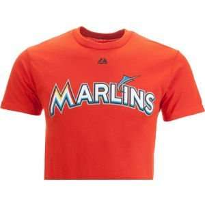 Miami Marlins VF Activewear MLB Youth Wordmark T Shirt