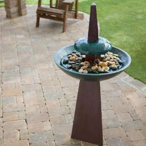 Kenroy Equinox Garden Indoor/Outdoor Water Fountain