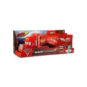 Disney / Pixar Cars Mack Truck Transporter 16 Car Carrying
