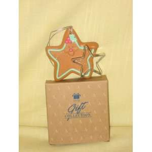 Avon Cookie Cutter Cuties Christmas Tree Ornament   Star