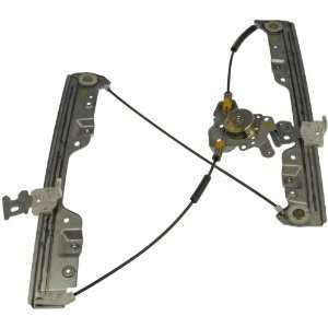 Dorman 749 554 Front Driver Side Manual Window Regulator Automotive