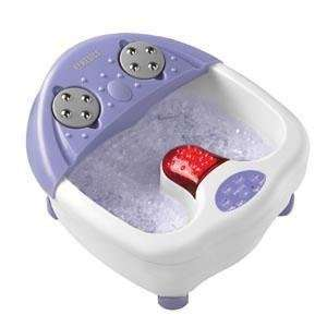 Homedics Foot Rejuvenator Ultra Wet/Dry Footbath with
