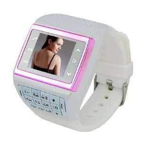 Watch Cell Phone with Great Stereo /MP4 Function Electronics