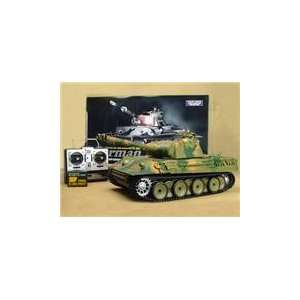 German Panther RC Tank 1/16 Scale Airsoft W/Sounds and