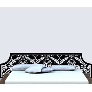 Graphic Wall Decal Sticker Bed Frame item OS_MG153