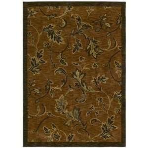 Tommy Bahama Rugs Home Nylon Garden Gate Spice