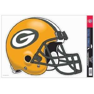 Green Bay Packers Decal Large NFL