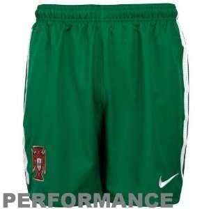 Green World Cup Replica Performance Soccer Shorts