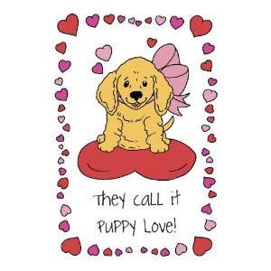 Crunch Card for Dogs  They Call It Puppy Love