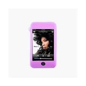 IPOD touch (hot pink) silicon case for the 8GB 16GB