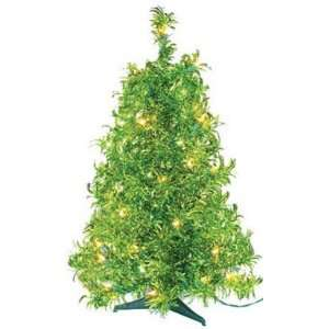 Greenfields Christmas Tree Man KTWO502786GN Green Curly Tinsel Tree