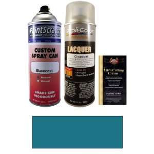 Shadow Blue Metallic Spray Can Paint Kit for 1988 Ford Ranger (7K/6199