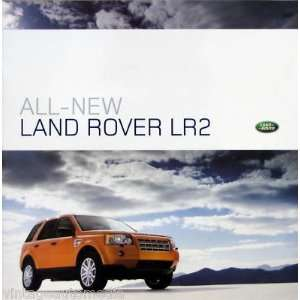 2007 Land Rover Range Rover LR2 SUV press kit Everything