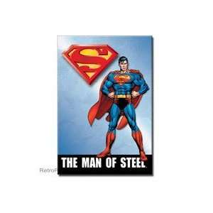 Superman Man of Steel Magnet