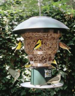 Wild Bills Electronic Squirrel Proof Bird Feeder 8 port