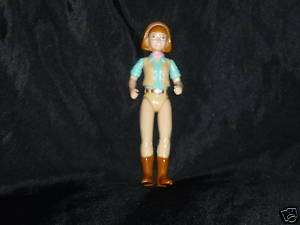 Playskool Dollhouse Mom Western Horse Rider GIRL Doll