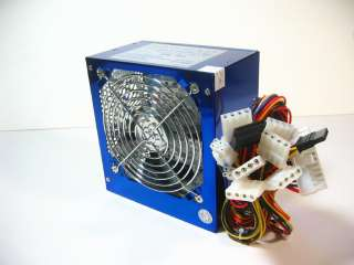 Blue 12cm Fan 20/24 Pin ATX Power Supply 2~3 day fast shipping