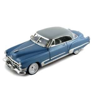 Cadillac Series 62 Coupe Diecast Car Model 1/32 Blue Toys & Games